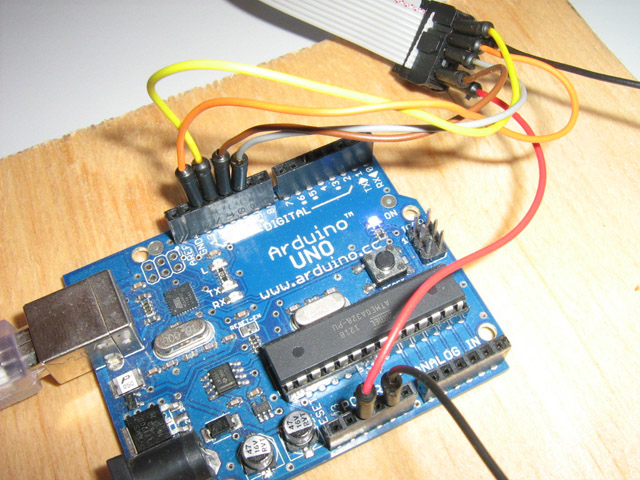 usbasp_and_arduino